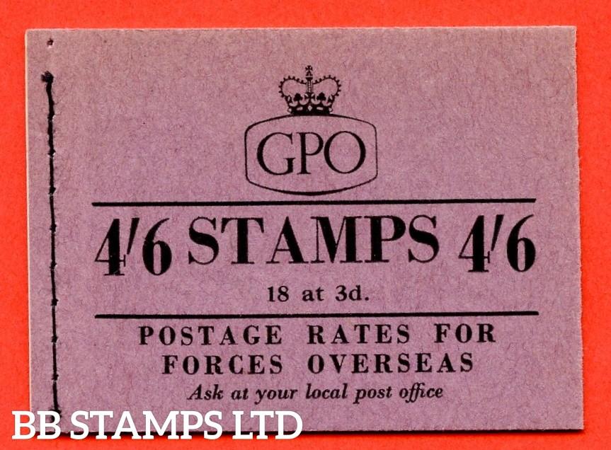 SG. L1. 4/6 1957 October. St Edwards Crown