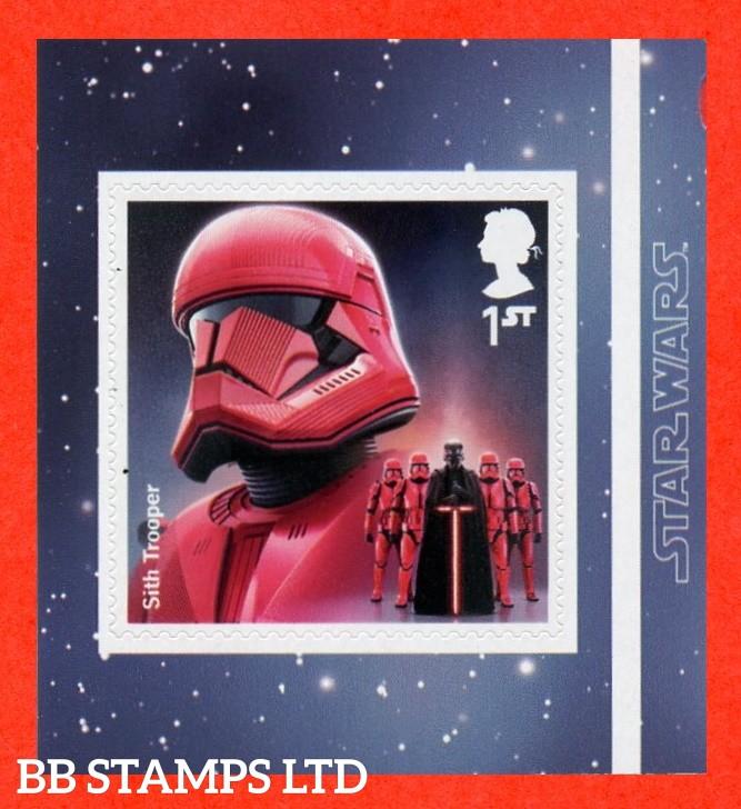 2019 1st Star Wars-Sith Trooper - Self Adhesive 26.11.19