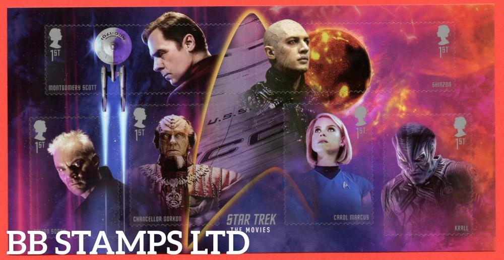 2020 Star Trek Minisheet (13.11.20) WITHOUT BARCODE