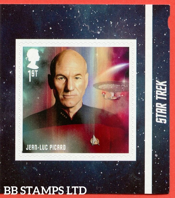 2020 Star Trek S/A Cpt Picard 13.11.20