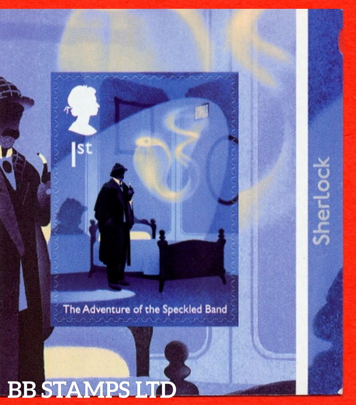 2020 Sherlock The Adventure of the Speckled Band 18.08.20