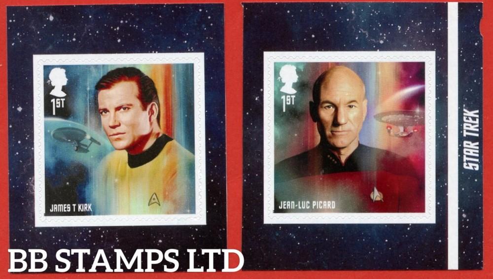 2020 Star Trek S/A Cpt Kirk 13.11.20