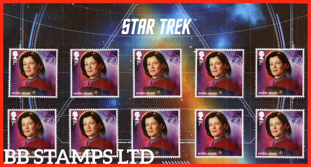 2020 Star Trek Voyager Character pack