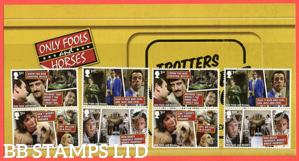 2021 Only Fools and Horses Character Pack (8 x 1st) Vertical Pairs (16.02.21) (CHP2)