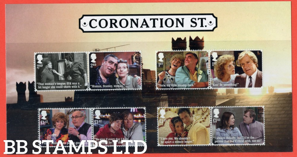 2020 Coronation Street Character Pack mixed