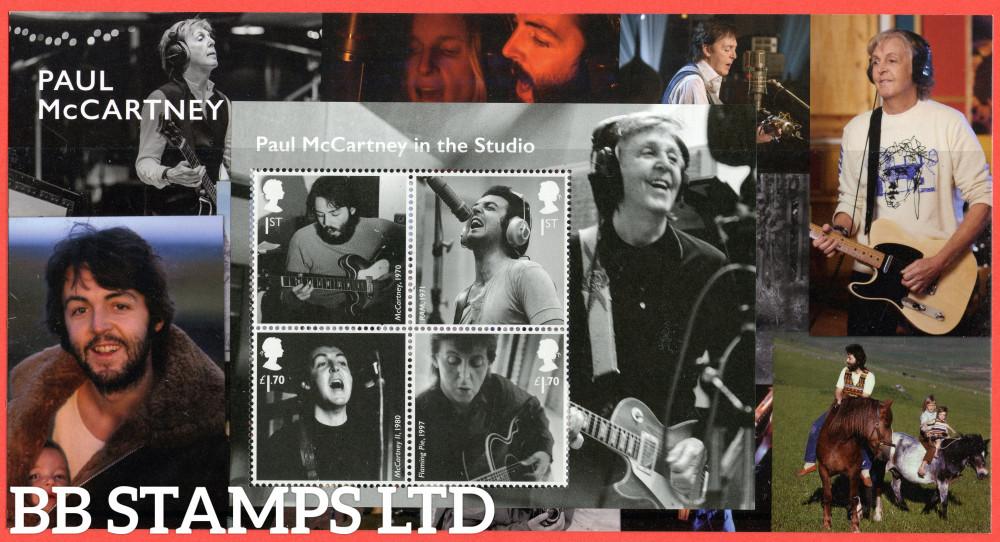 2021 Paul McCartney Character Pack MS  (28.05.21)