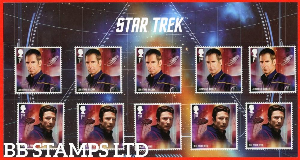 2020 Star Trek Enterprise Character pack