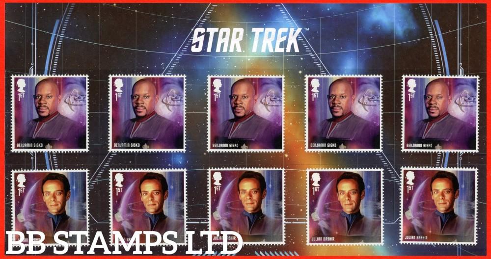 2020 Star Trek Deep Space Nine Character pack