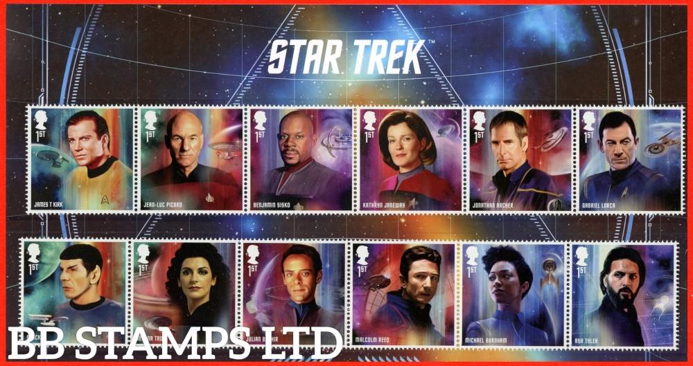 2020 Star Trek Mixed Characters Character pack