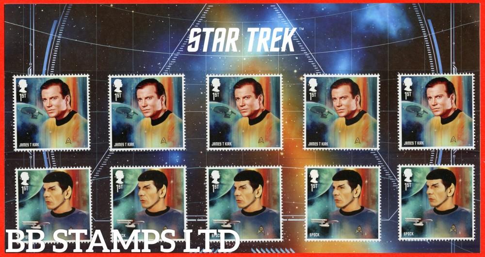 2020 Star Trek Original Series Character pack