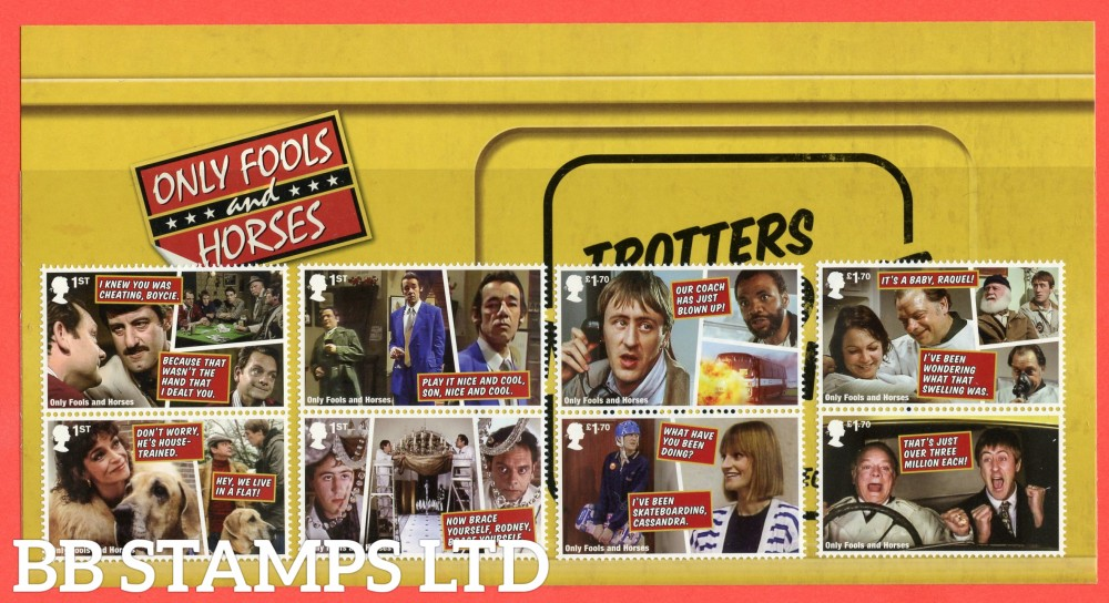 2021 Only Fools and Horses Character Pack Full set (mixed values) (16.02.21) (CHP1)