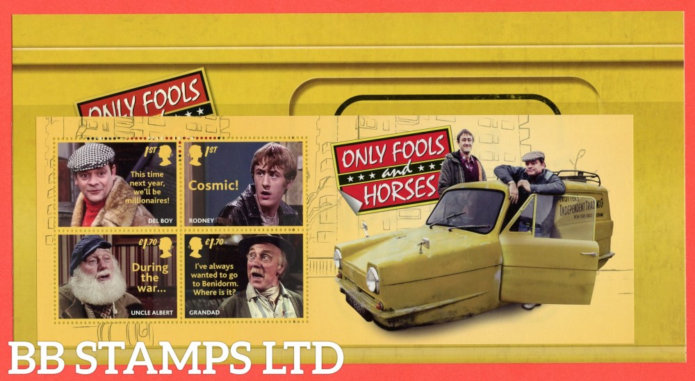 2021 Only Fools and Horses Character Pack (MS) (16.02.21) (CHP3)