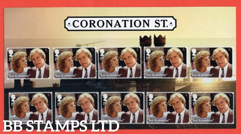 2020-Coronation Street-Character pack 10 x 1st 'Ken'