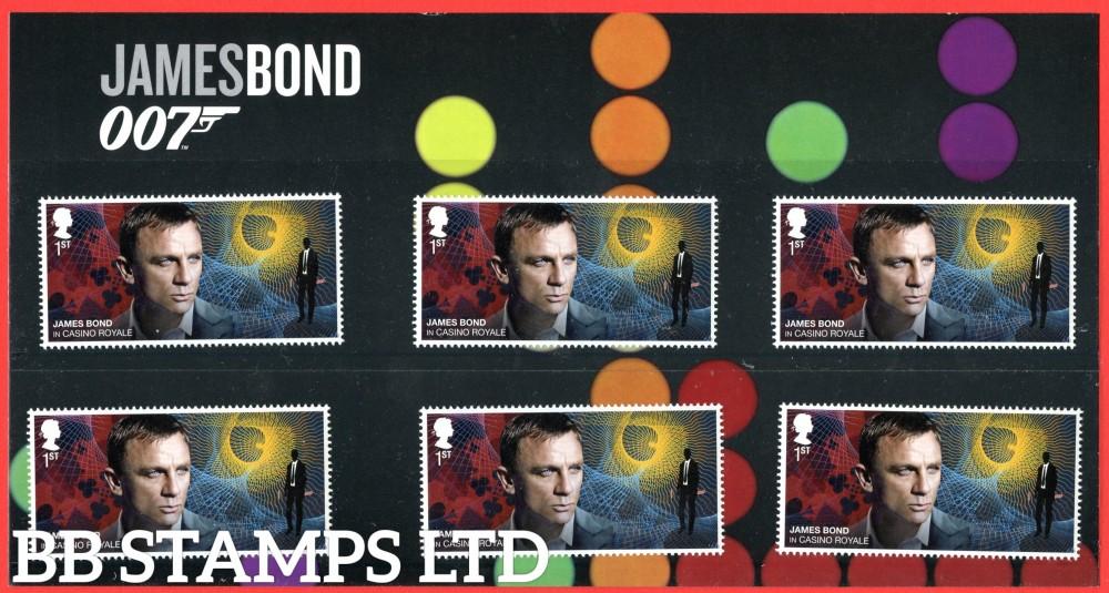 2020-James Bond-Daniel Craig -Character Pack