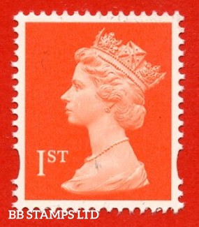1st Class Orange (2 Bands) Walsall (Blue Phosphor)
