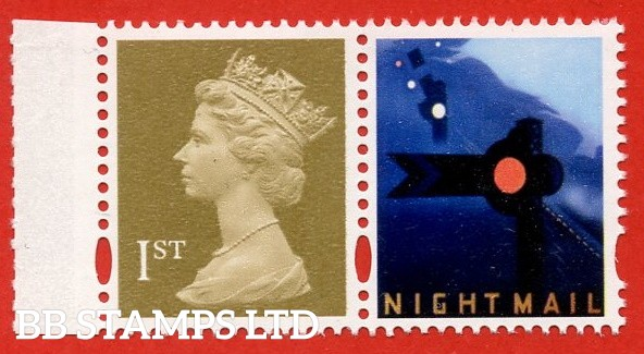 1st Class Gold (2 bands) DLR Photo- From DX32 (letters by night) blue phosphor
