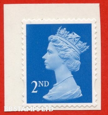 2nd Class Bright Blue Centre Band (Walsall) (Booklet MA1/MA1a)
