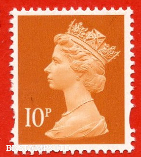 10p Dull Orange (our choice of printer, phosphor and source)