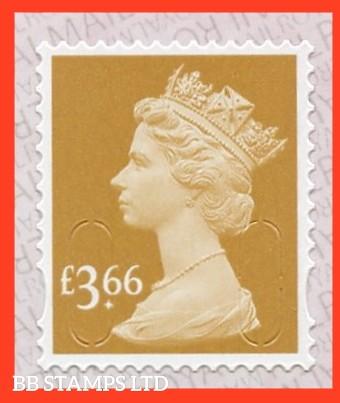 £3.66 M20L MAIL -Walsall Alt 2 Lines IVP-'Harvest Gold'