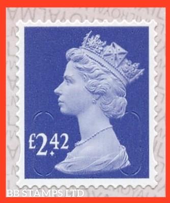 £2.42 M20L MAIL -Walsall Alt 2 Lines IVP-'Purple Heather'