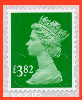 £3.82 M20L MAIL -Walsall Alt 2 Lines IVP-'Holly Green'