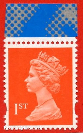 1st Class Orange (2 Bands) Questa (from DX22 Profile on Print)