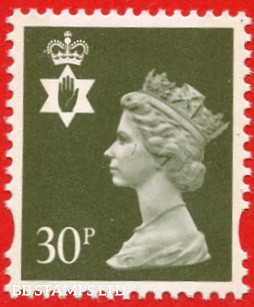 30p Deep olive-Grey (2 Bands-our choice of source)
