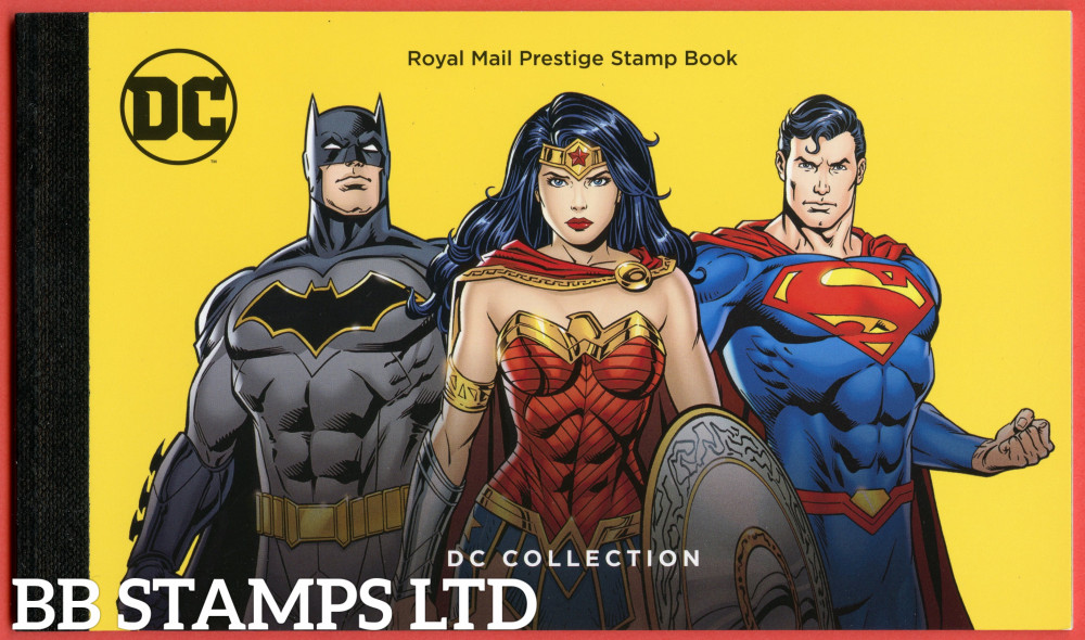 DY40 2021 DC Collection Prestige Book (17.09.21)
