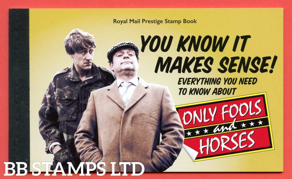 2021 Only Fools and Horses Prestige Booklet (16.02.21)