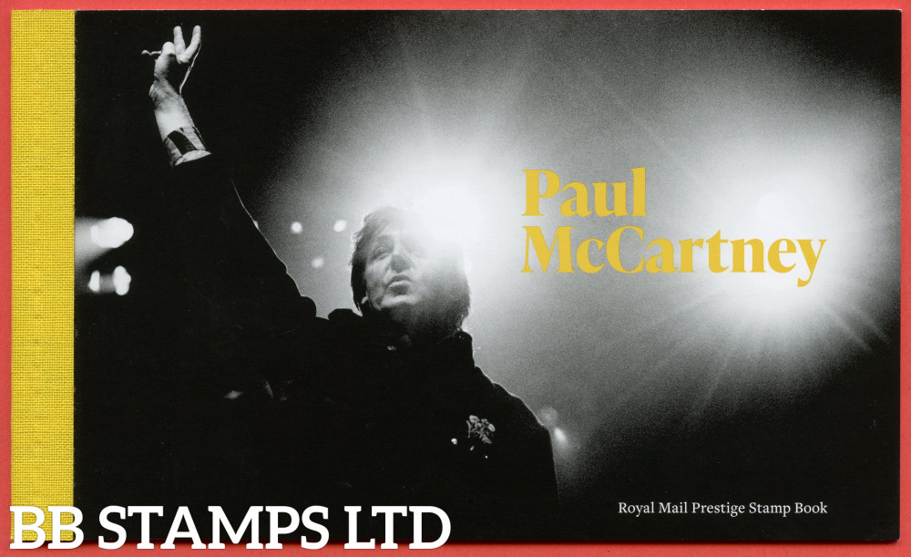 2021 Paul McCartney Prestige Booklet (28.05.21)