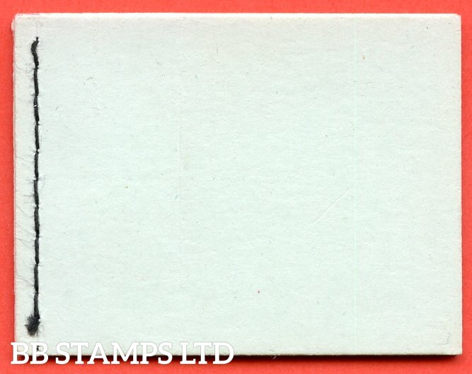 SG. BD3. 6d pale green cover. 4 x ½d 4 x 1d. SG. 462a / 463a. A very fine complete booklet.