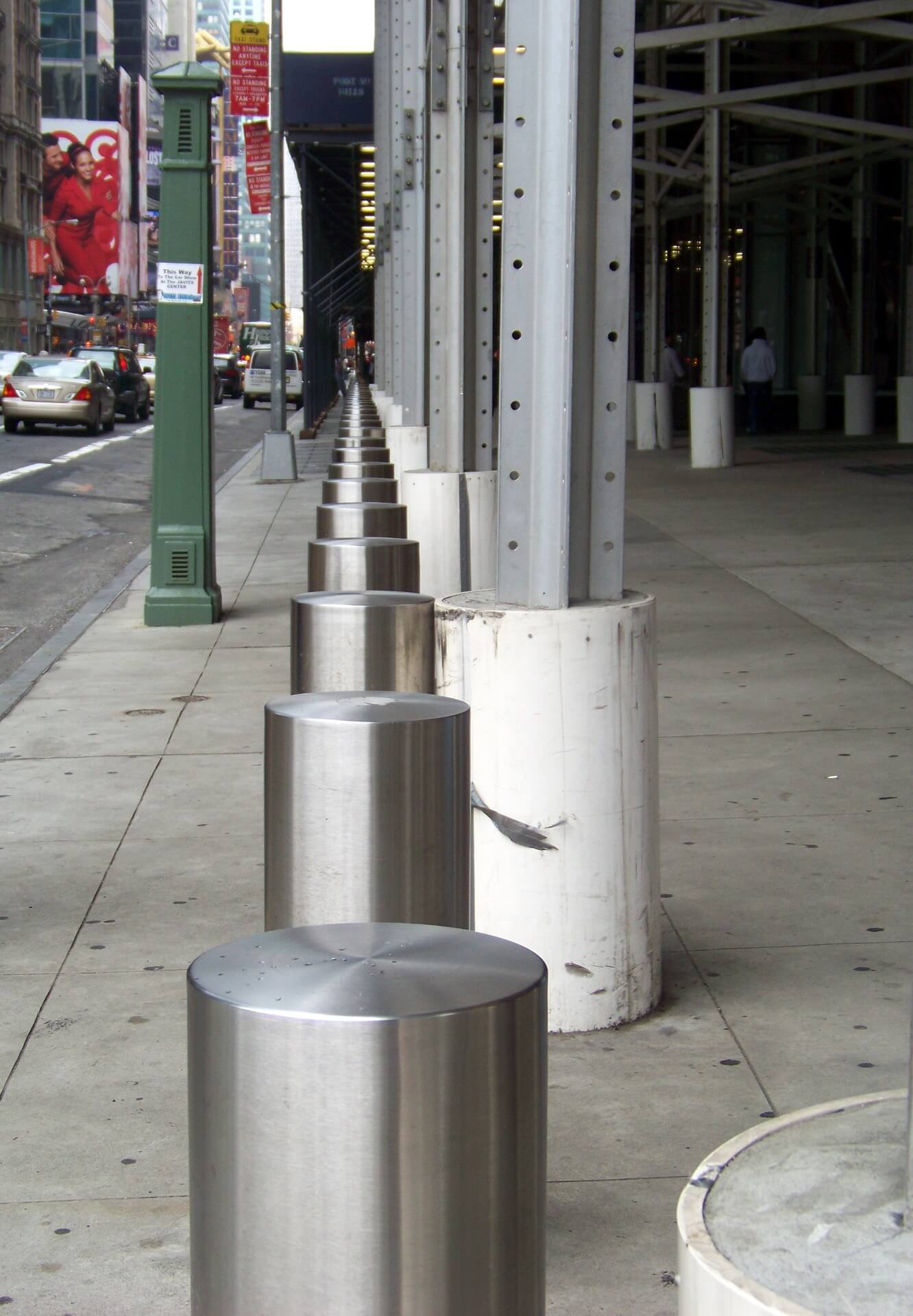 New York Bollards