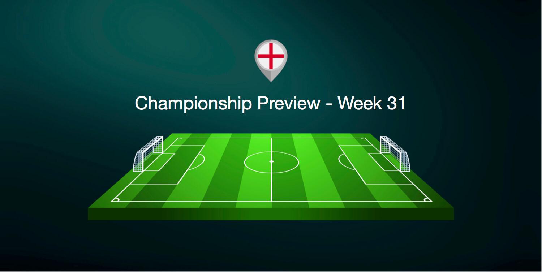 Bettingmetrics English championship round preview
