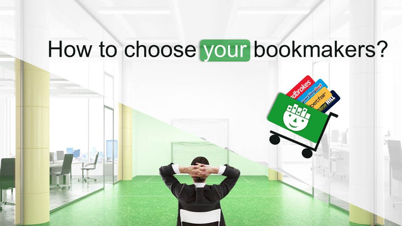 Types of bookmakers