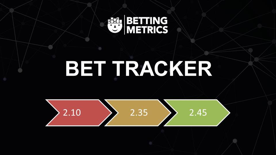 Bet tracker - bettingmetrics 11