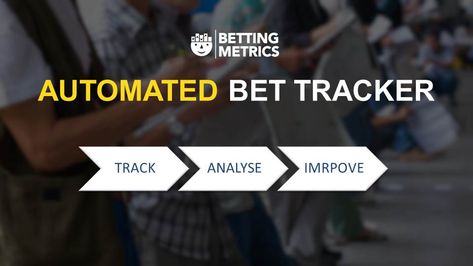 Bet tracker - bettingmetrics 18