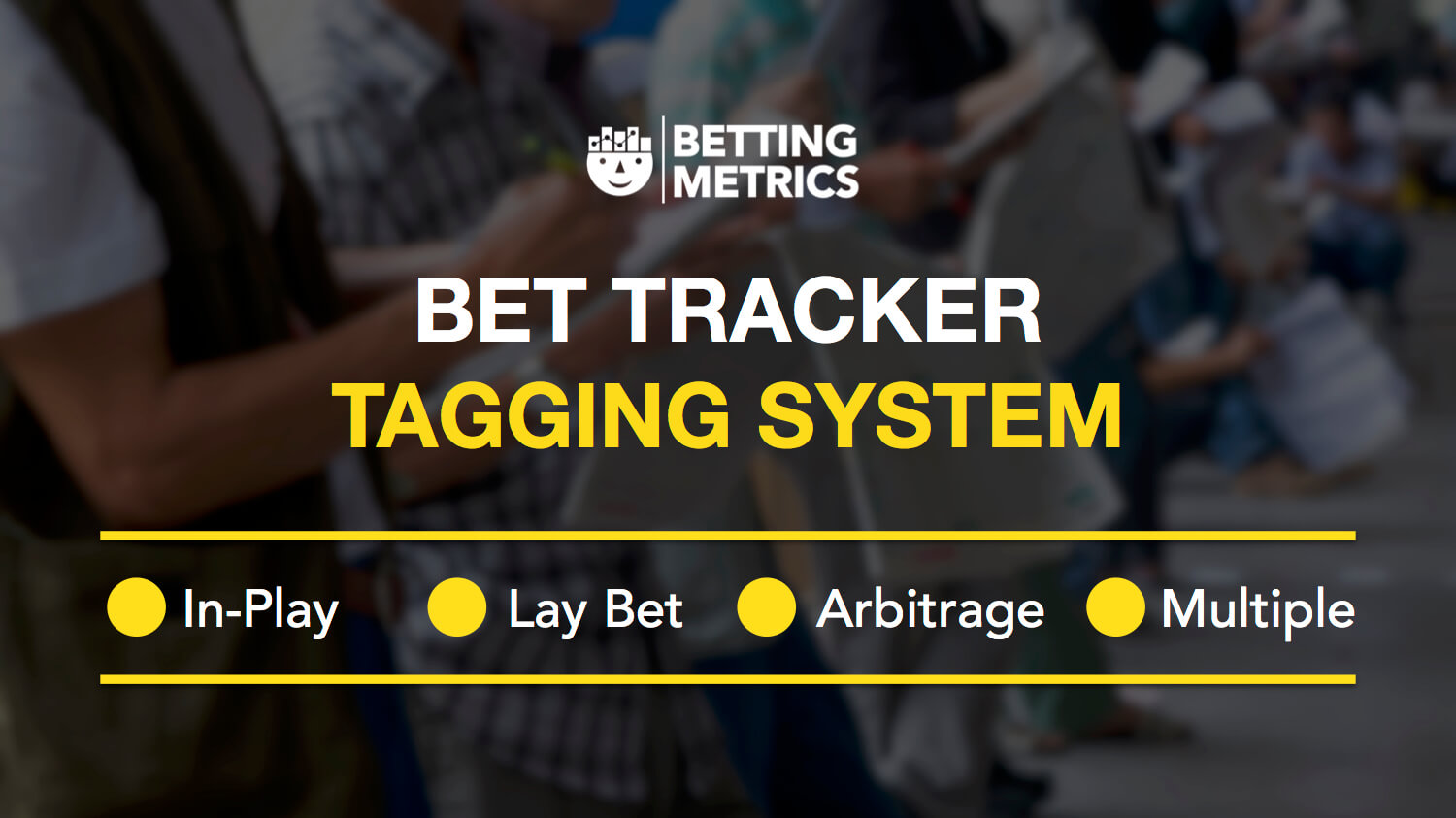 Bet tracker - bettingmetrics