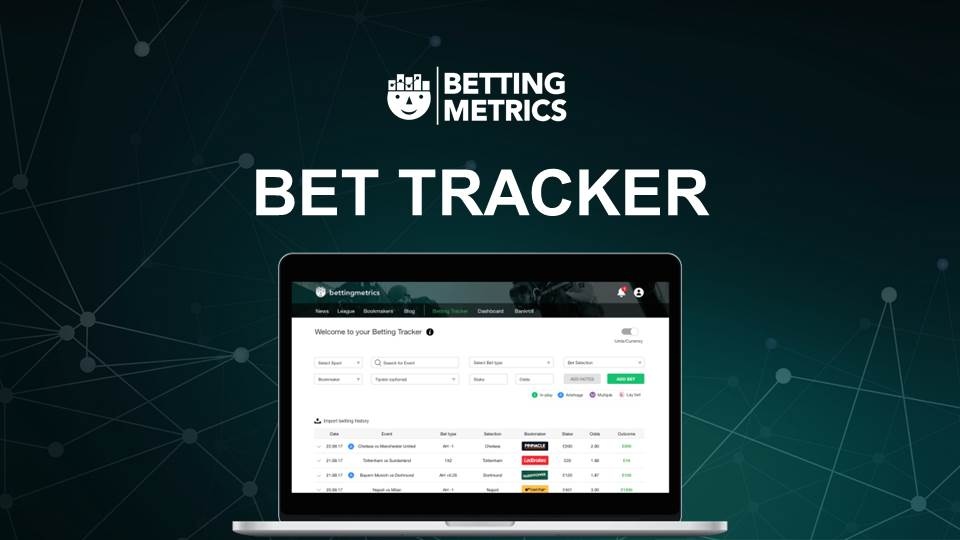 Bet tracker - bettingmetrics 6
