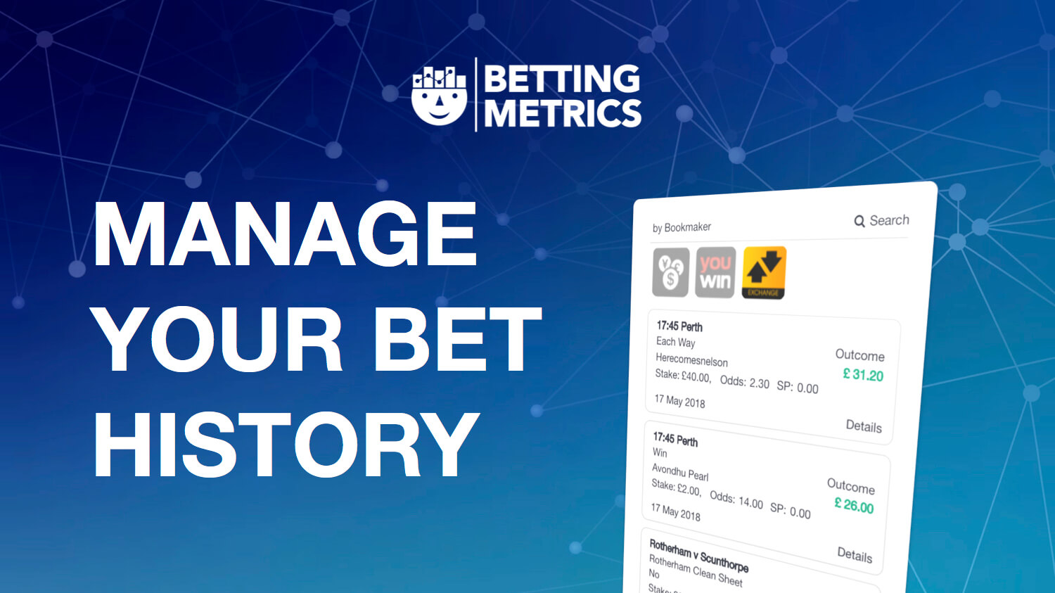 betting history bettingmetrics