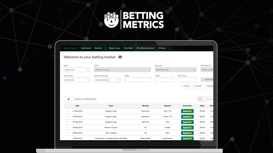 betting history bettingmetrics 16