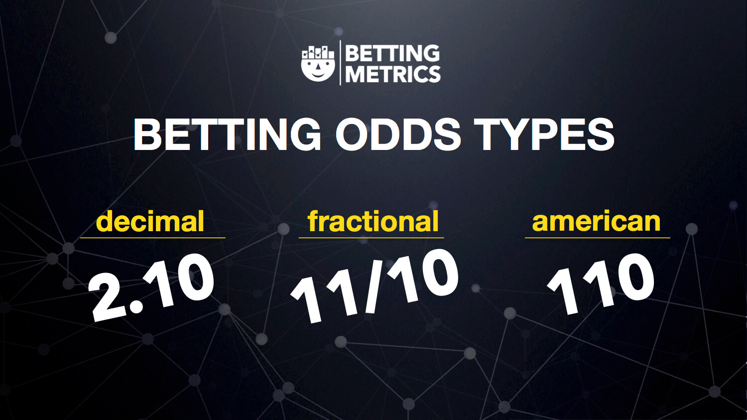 betting odds 2