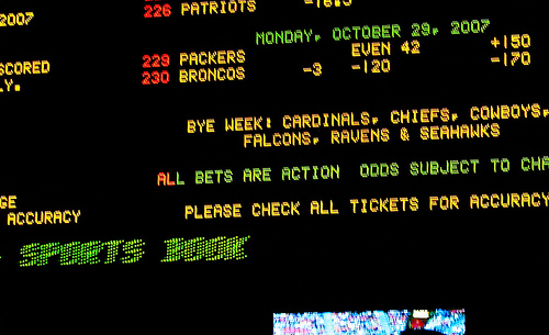Bettingmetrics make leaving from sports betting