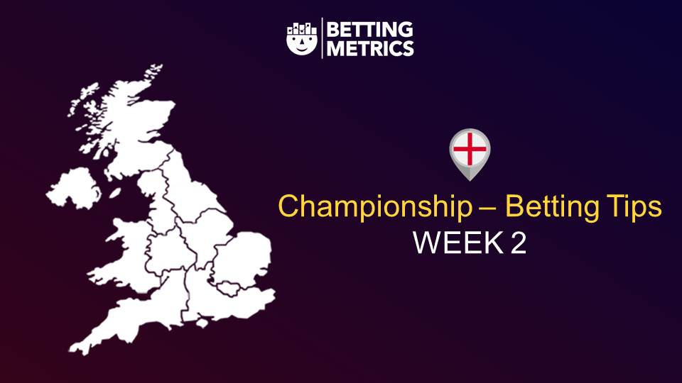 Betting Preview of Week Two of the Championship - Bettingmetrics
