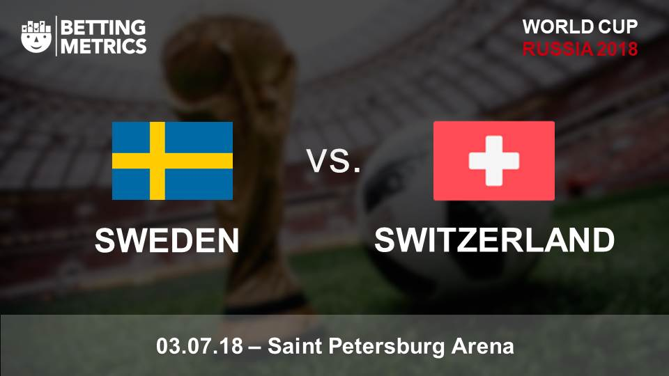 Bettingmetrics betting previews Sweden v Switzerland cup game