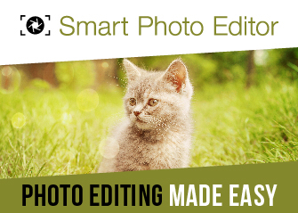 Smart Photo Editor - affordable, easy to use alternative to Photoshop
