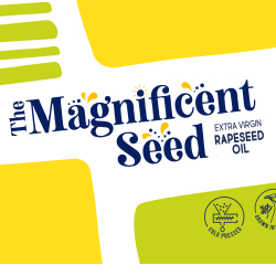 The Magnificent Seed Rapeseed Oil