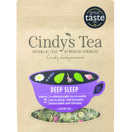 Deep Sleep Herbal Tea - Insomnia / Anxiety