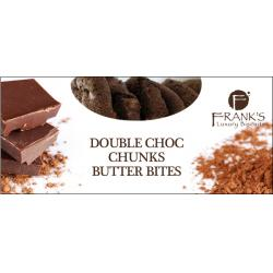 Double Choc Butter Bite Biscuit