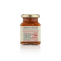 Organic Extra Hot Pepper Sauce
