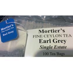 100 EARL GREY TEA BAGS